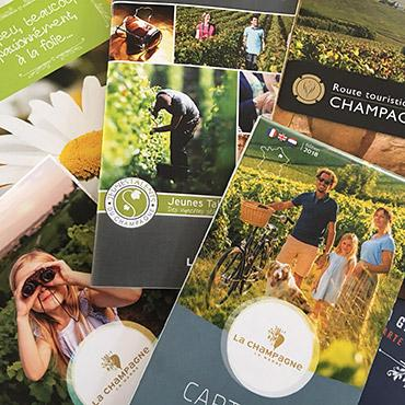 Brochures ADT Marne